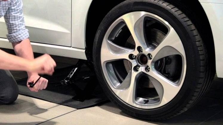 cambiar el neumático