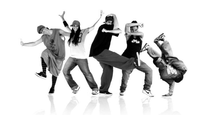Adelgazar bailando Hip hop