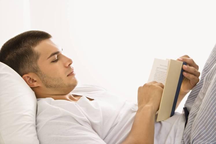 Descansar y leer