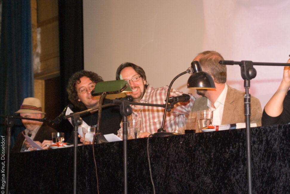 Sascha Gutzeit, Peter Godazkar, Carsten Sebastian Henn, Ralf Kramp