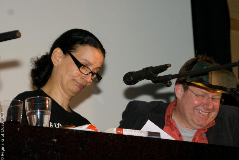 Tatjana Kruse und Klaus Stickelbroeck