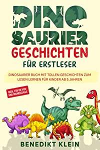 Dinosaurier Geschichten für Erstleser
