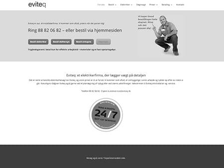 Eviteq elinstallation og -service