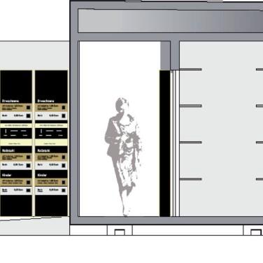 Public Restroom Concept von Daniela Bering