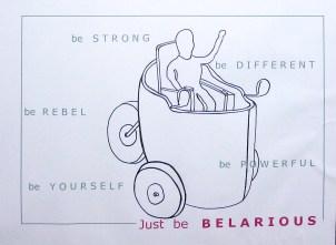 """""""Belarius"""" ist ein Entwurf bei dem eine verstellbare Sitzposition, ein leichter Ein- und Ausstieg, ein geschützter Bereich und viel Stauraum dem Nutzer neue Möglichkeiten gibt Außergewöhnliches zu tun."""