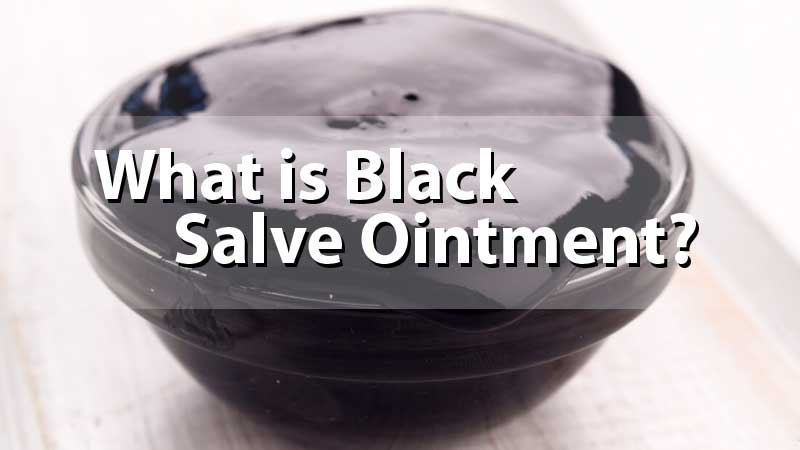 www.detoxandcure.com - What is Black Salve Ointment
