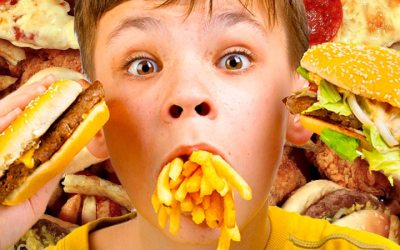Scary Links Between Fast Foods and Health Problems