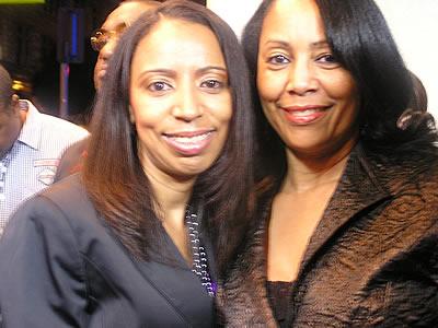 Veda Brown at BET Celebration of Gospel