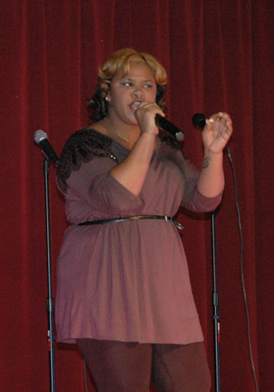 Melody Armstrong (Vanessa Bell Armstrong's daughter)