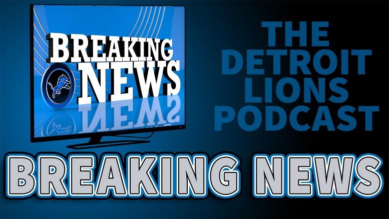 Detroit Lions - Breaking News