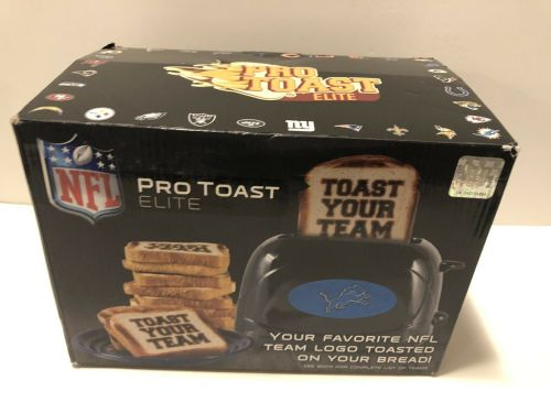 Detroit Lions Toaster from the Podcast