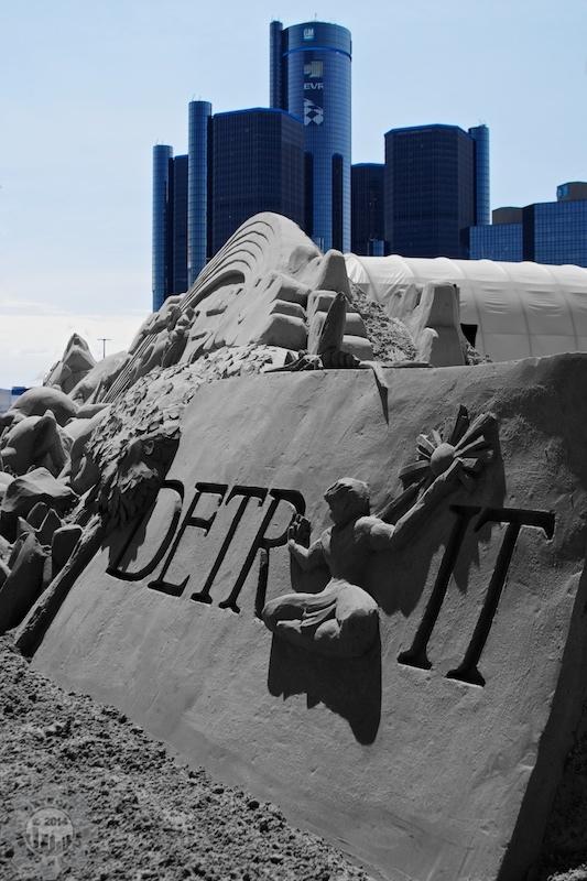 Detroit River Days 2014