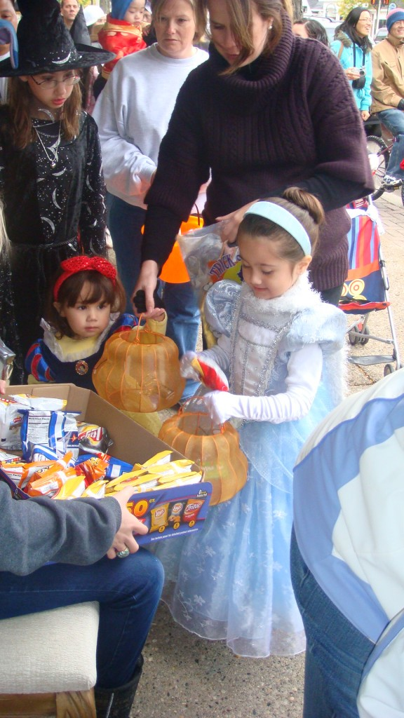 Rochester Trick-or-Treat Parade