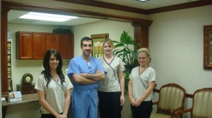 Dr Meri's Staff