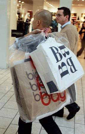 men-shopping