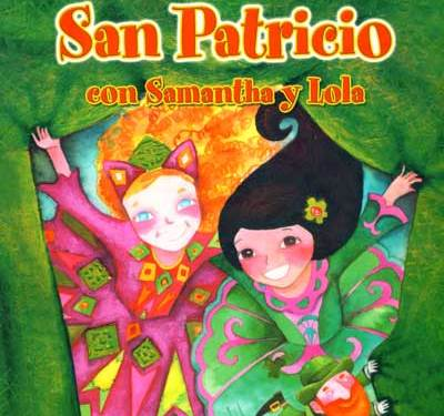 Celebrate St. Patrick's Day with Samantha and Lola
