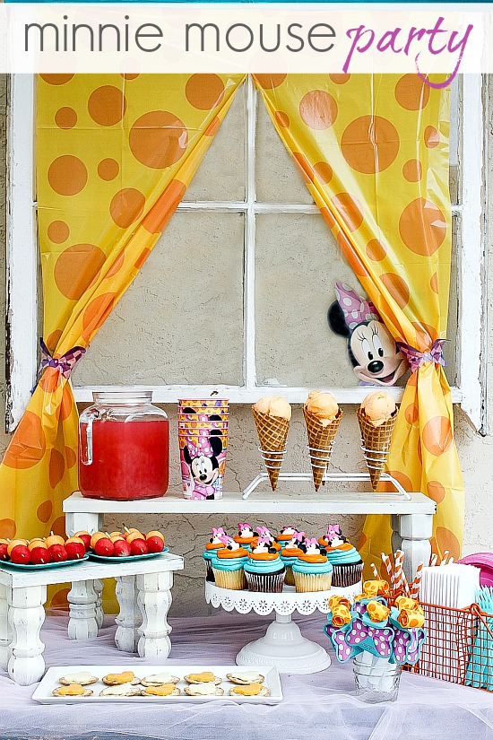 Disney-Minnie-Mouse-Party
