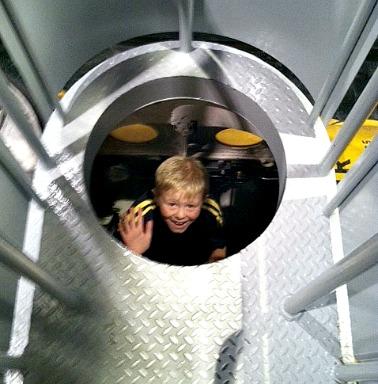 explcols cosi submarine
