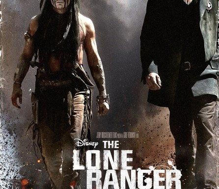 {Review} Disney's The Lone Ranger Movie