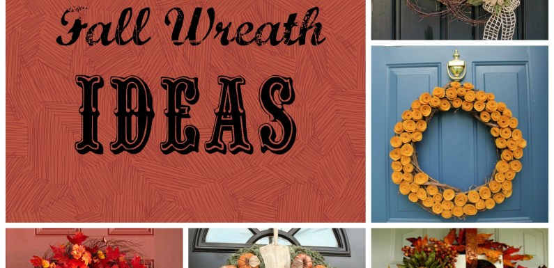7 DIY Fall Wreath Ideas