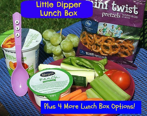 Back To School Lunchat Kroger - Little Dipper Option b
