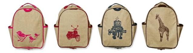 Retro-Backpack