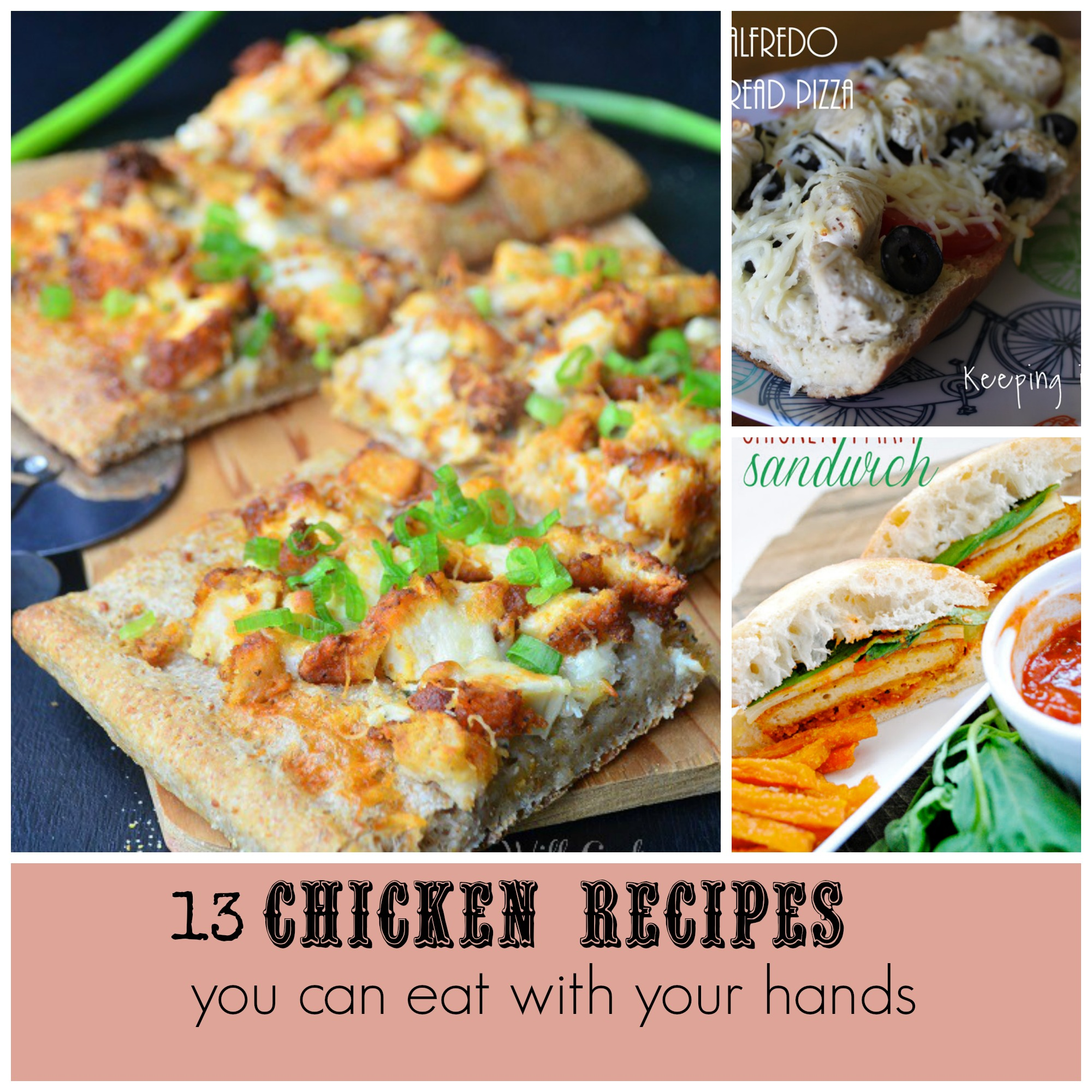 #ad 13 Tyson Chicken Recipes You Can Eat With Your Hands