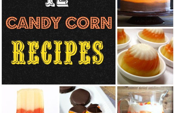 12 Candy Corn Inspired Recipes