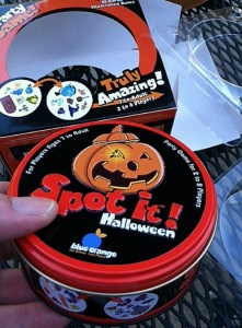 Halloween Spot It 5