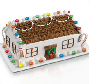 Holiday Ice Cream Cake Line-Up. **Giveaway** Baskin Robbins Gift ...