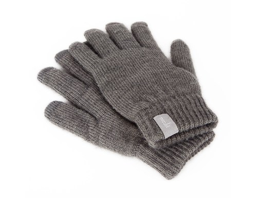 Moshi Digits Dark Gray Touchscreen Gloves – REVIEW