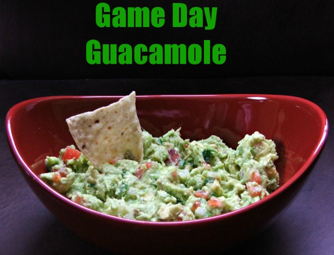 Game Day Guacamole Appetizer1