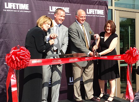 Lifetime Grand Opening