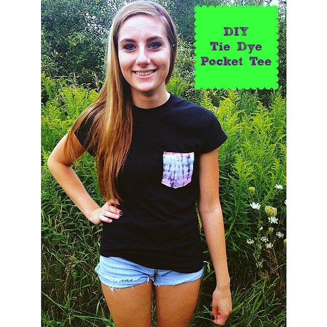 Tie_ Dye_ T - shirt from Detroitmommies.com