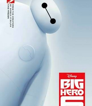"Disney's ""Big Hero 6"" Opens in Theaters Today"