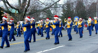 The 66th Annual Rochester Hometown Christmas Parade