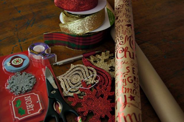 Gift Wrap Supplies