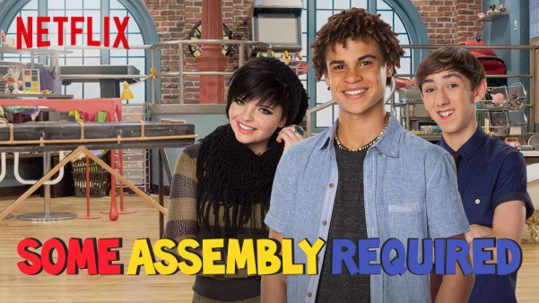 Some Assembly Required Netflix