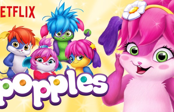 Netflix Original Series for Kids: October