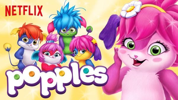 Popples Netflix