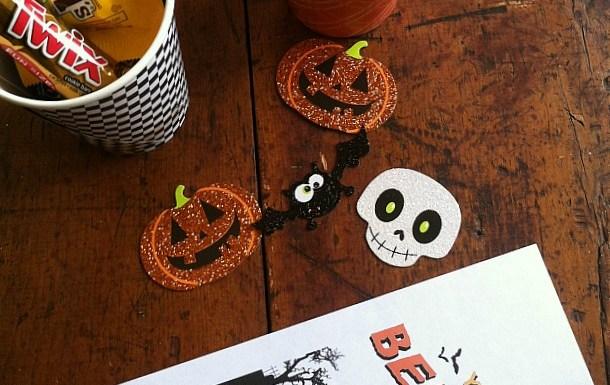 Fun and Easy Halloween BOO Kit