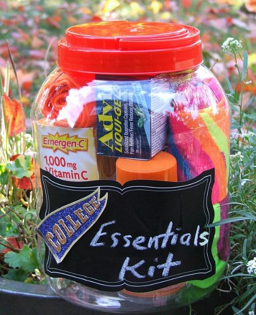 #BeHealhtyForEveryPartofLife Essentials Kit 1