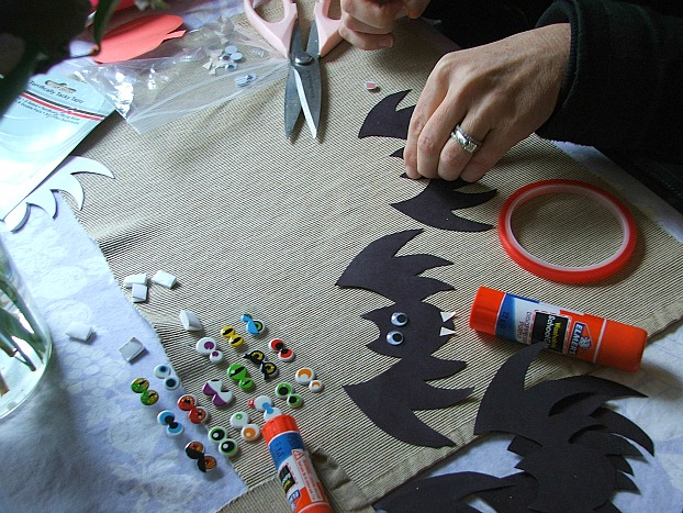 #MixInMonsterMash Crafting the Bats