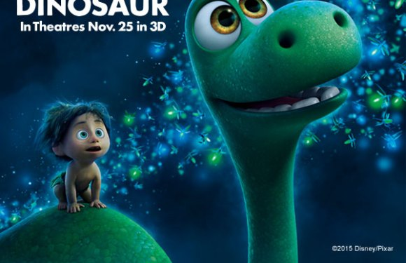 Win a Trip to the Premiere of The Good Dinosaur #sponsored by SunMaid