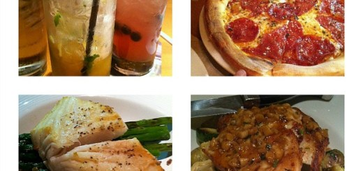 California Pizza Kitchen Next Chapter Menu