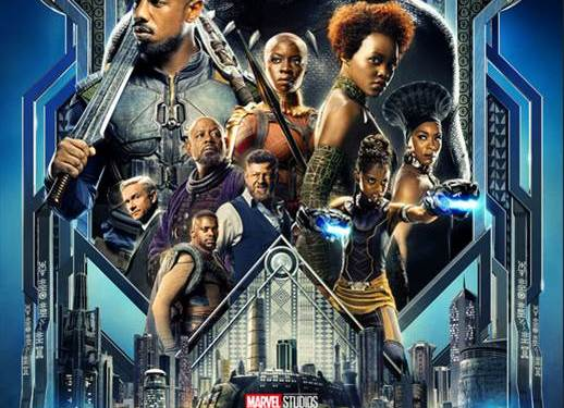 NEW Trailer and Poster for Marvel Studios' BLACK PANTHER