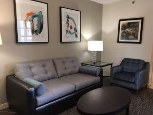 DoubleTree Suites by Hilton Hotel Detroit Downtown – Fort Shelby