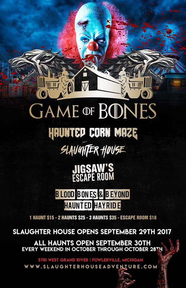 SlaughterHouse Game of Bones