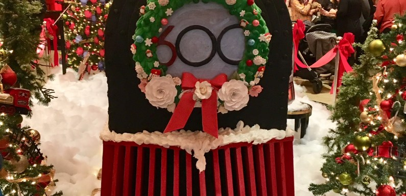 The Salvation Army of Metro Detroit Partners with The Royal Park Hotel; Gingerbread Express Unveiling