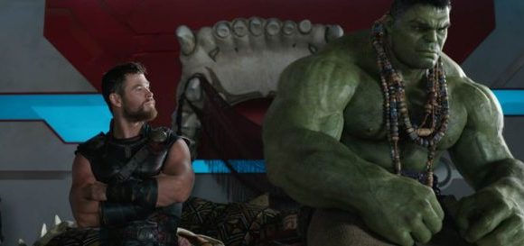 Marvel Studios'THOR: RAGNAROKis Now Playing in Theaters Everywhere